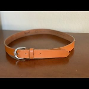 Levi's Strauss Leather Belt
